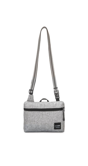 Pacsafe Slingsafe LX50 Mini Crossbody Bag Tweed Grey